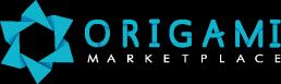 logo origami marketblanc