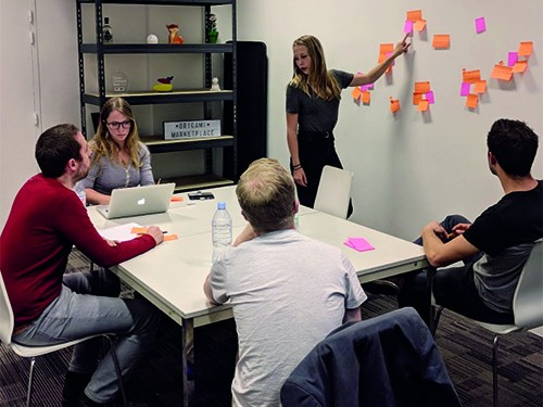 Marketplace Design Sprint