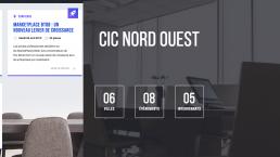 CIC nord-ouest organise des ateliers collaboratifs pour Marketplace B2B