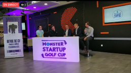 monster startup golf club