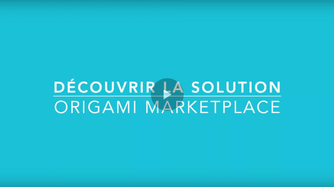 découvrir Origami Marketplace