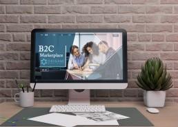faisabilité marketplace B2C Origami