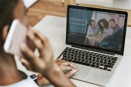 Computer e-procurement marketplace