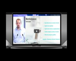 vidéo workshops marketplace