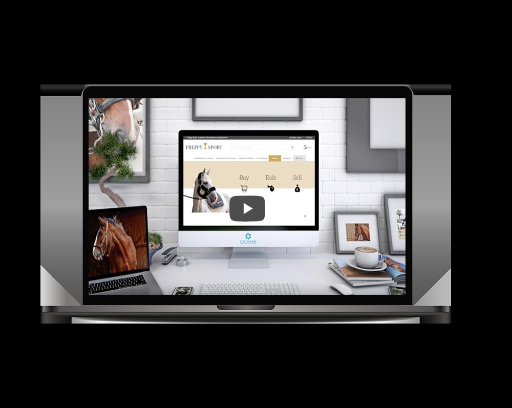 video preppy sport marketplace