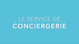 vidéo le service de conciergerie Origami