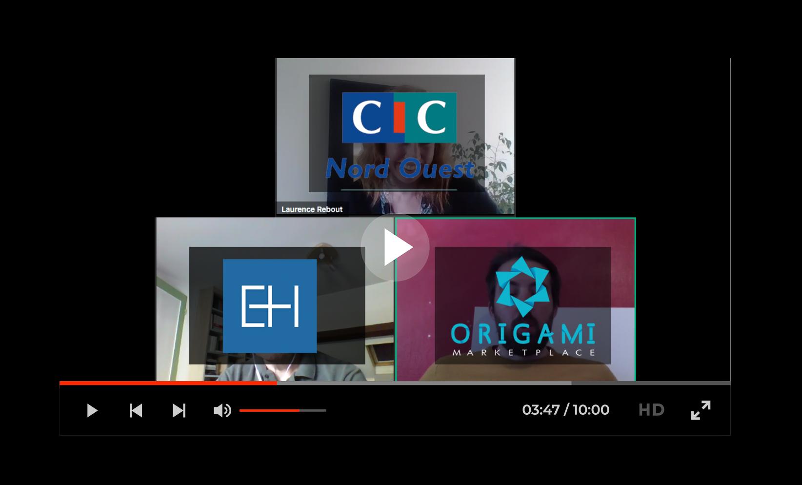 Le webinar marketplace avec le CIC et Euler Hermes