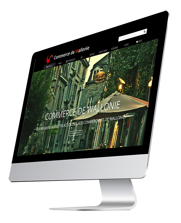 Client Commerce de Wallonie
