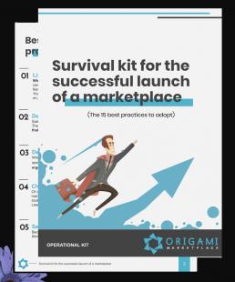 Survival kit marketplace