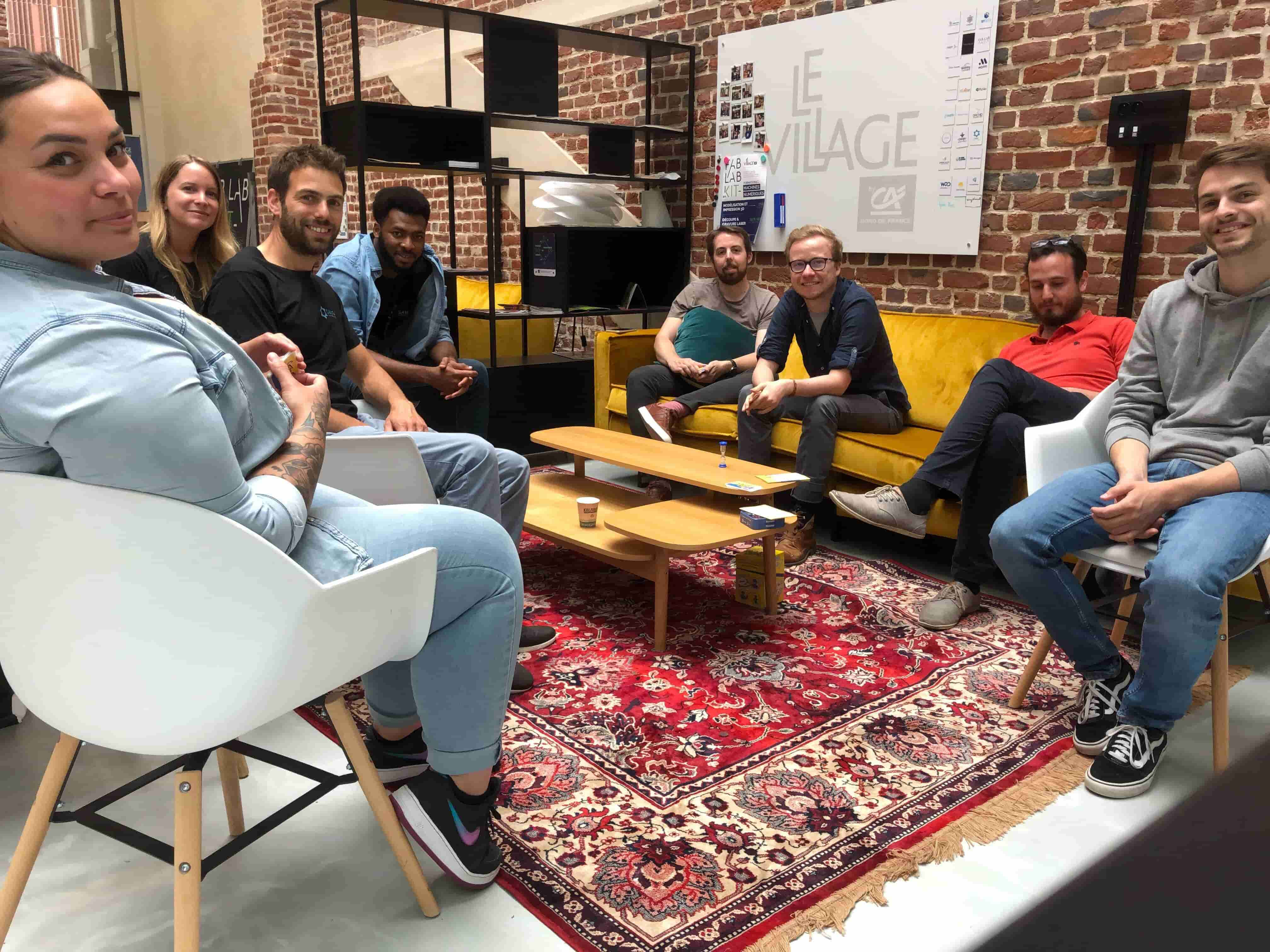 Team building Juillet Origami