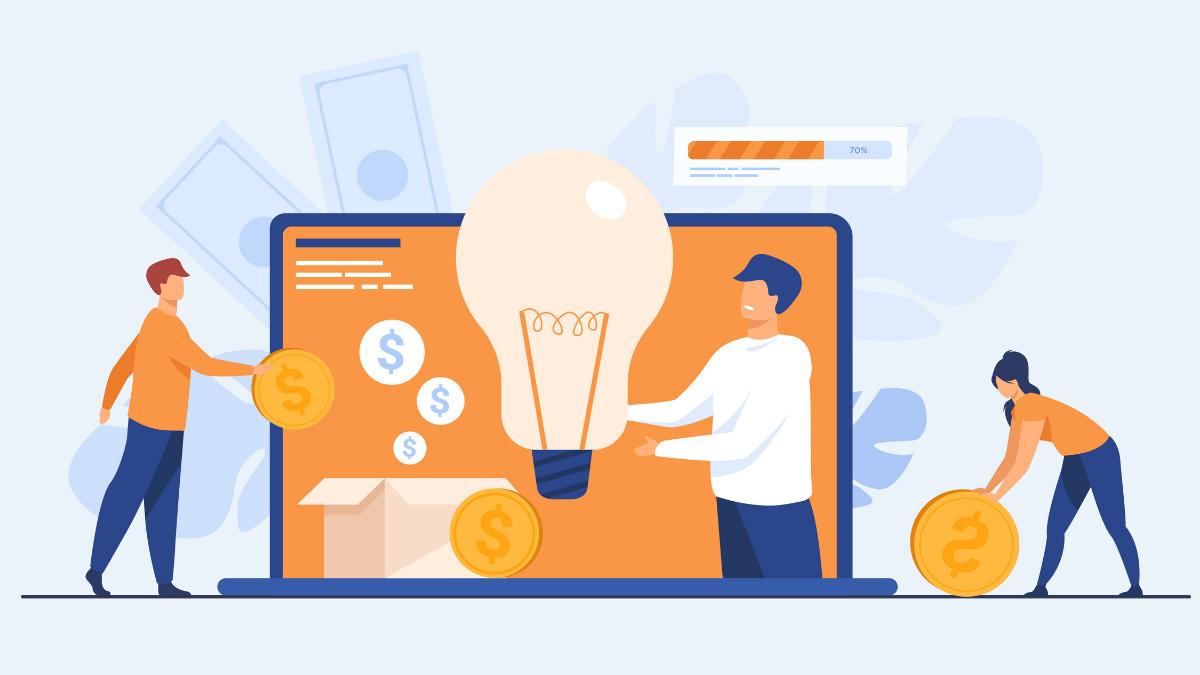 prêt ou levée de fonds projet de financement de marketplace