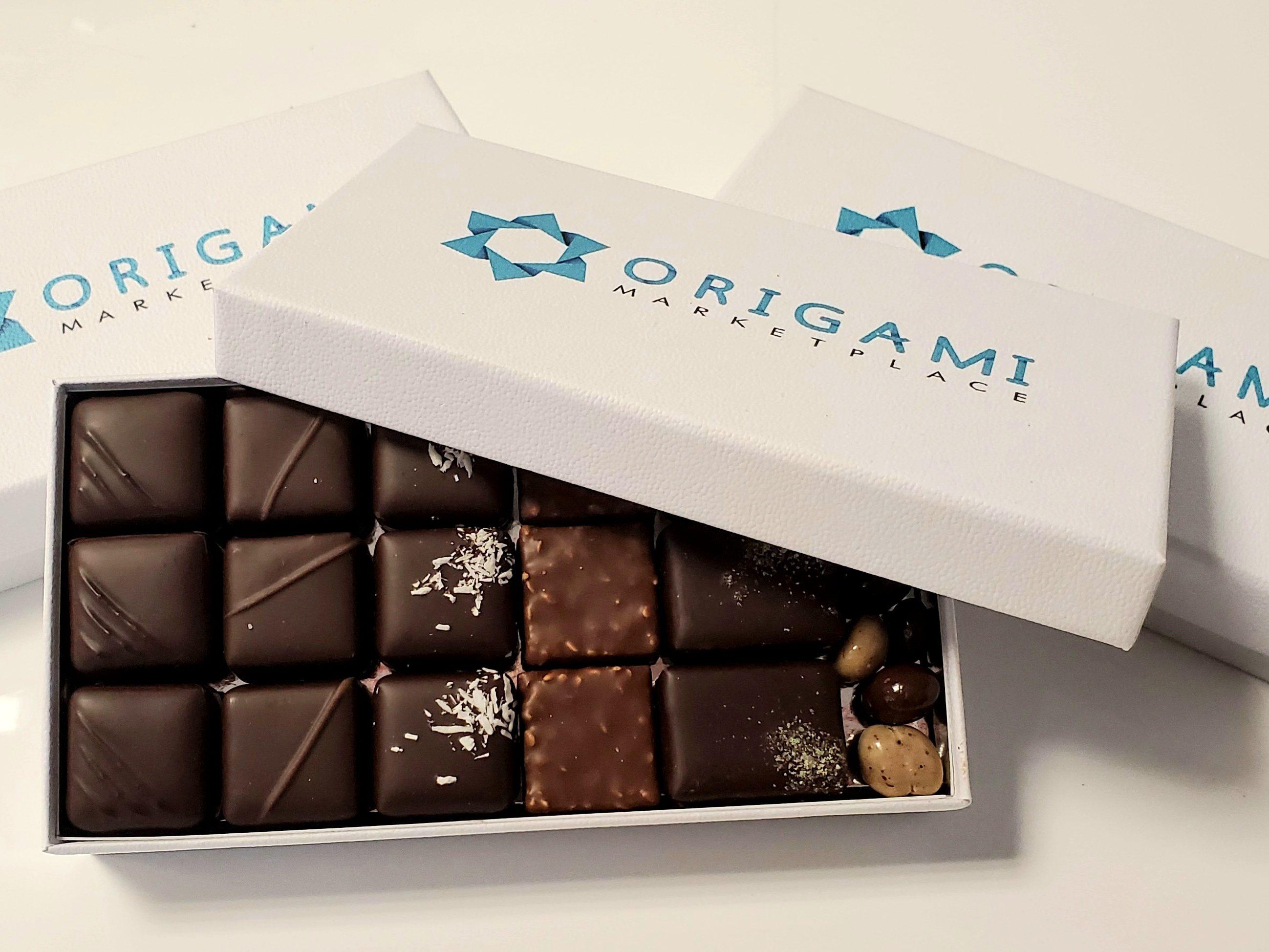 Cadeau de Noël Origami