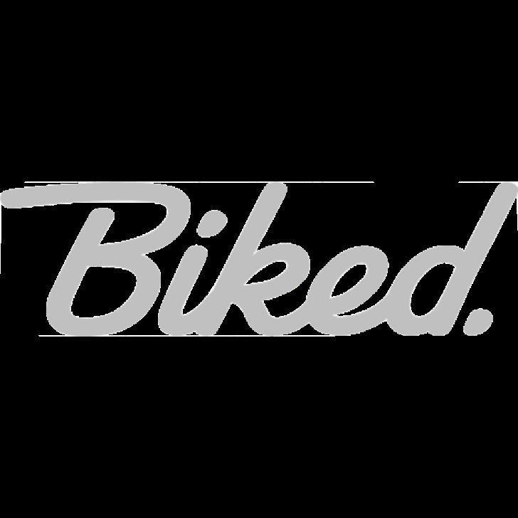 Logo biked gris