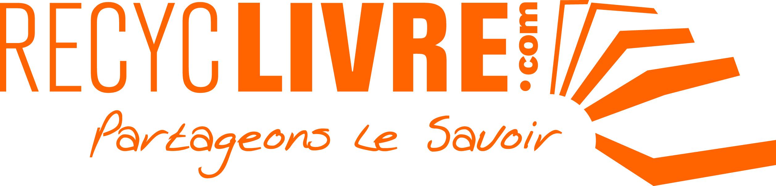 Logo marketplace recyclivre