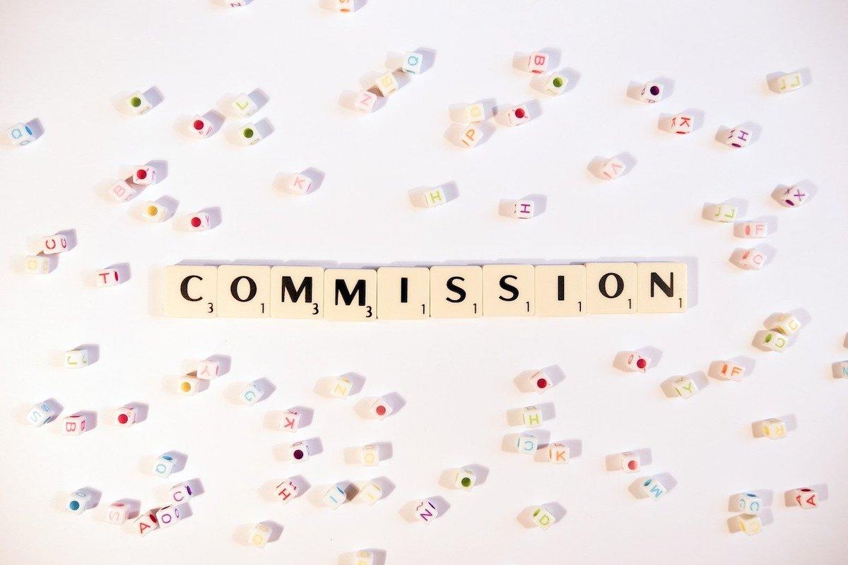 Les commissions sur les marketplaces