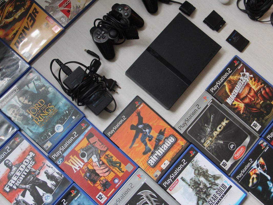 Occasion & Jeux vidéos